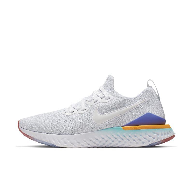 viceversa Pelmel Sin  Nike Epic React Flyknit 2 Damen-Laufschuh - Weiß - Sport-1a