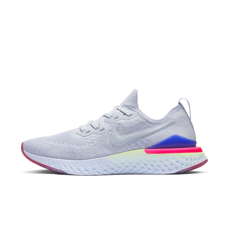Nike Epic React Flyknit 2 Zapatillas de running - Mujer - Azul