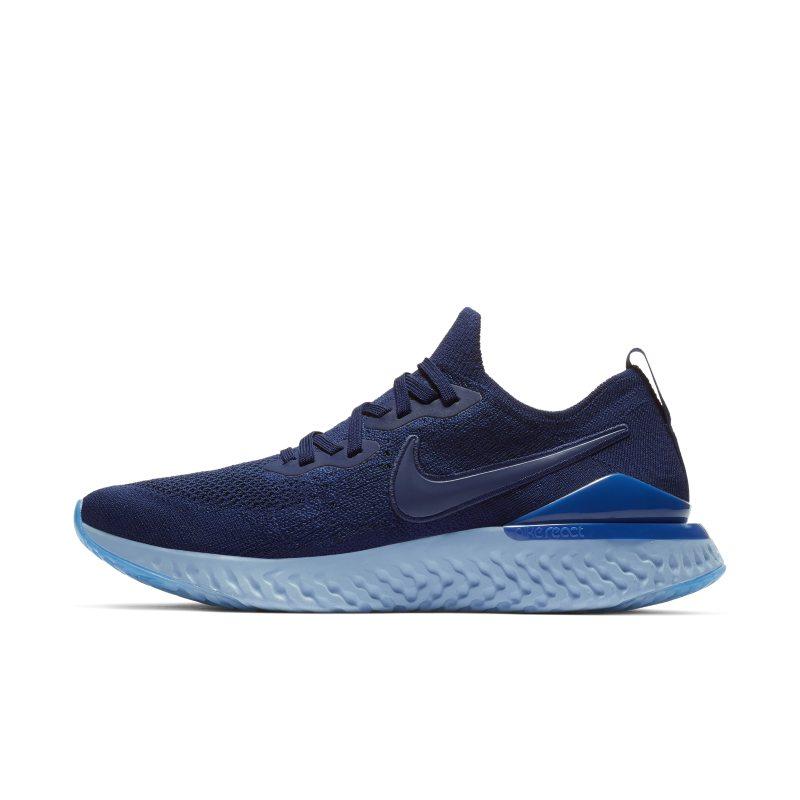 Nike Epic React Flyknit 2 Zapatillas de running - Hombre - Azul