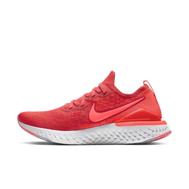 Nike Epic React Flyknit 2 Zapatillas de running - Hombre - Rojo