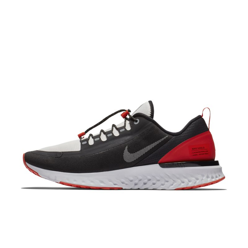 Nike Odyssey React Shield Water-Repellent Zapatillas de running - Hombre - Negro