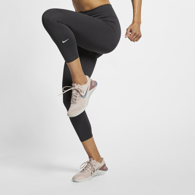 Nike One Mallas de tres cuartos - Mujer - Negro