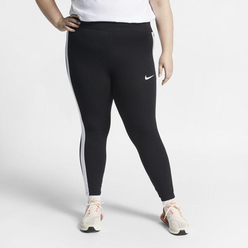 Nike Büyük Beden  BV0305-010 -  Sportswear Grafikli Kadın Taytı 1X Beden Ürün Resmi