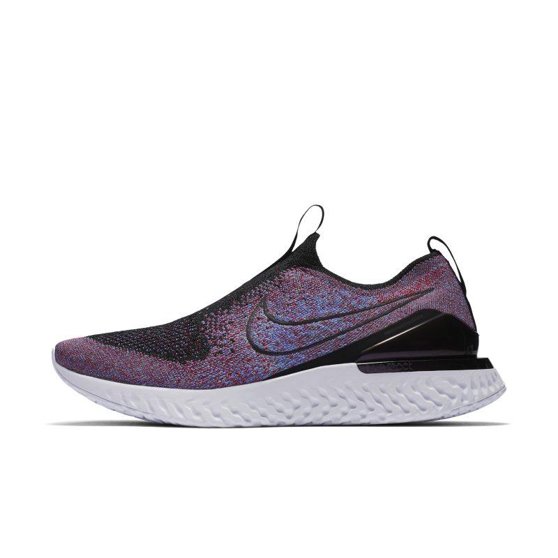 Scarpa da running Nike Epic Phantom React Flyknit - Donna - Nero