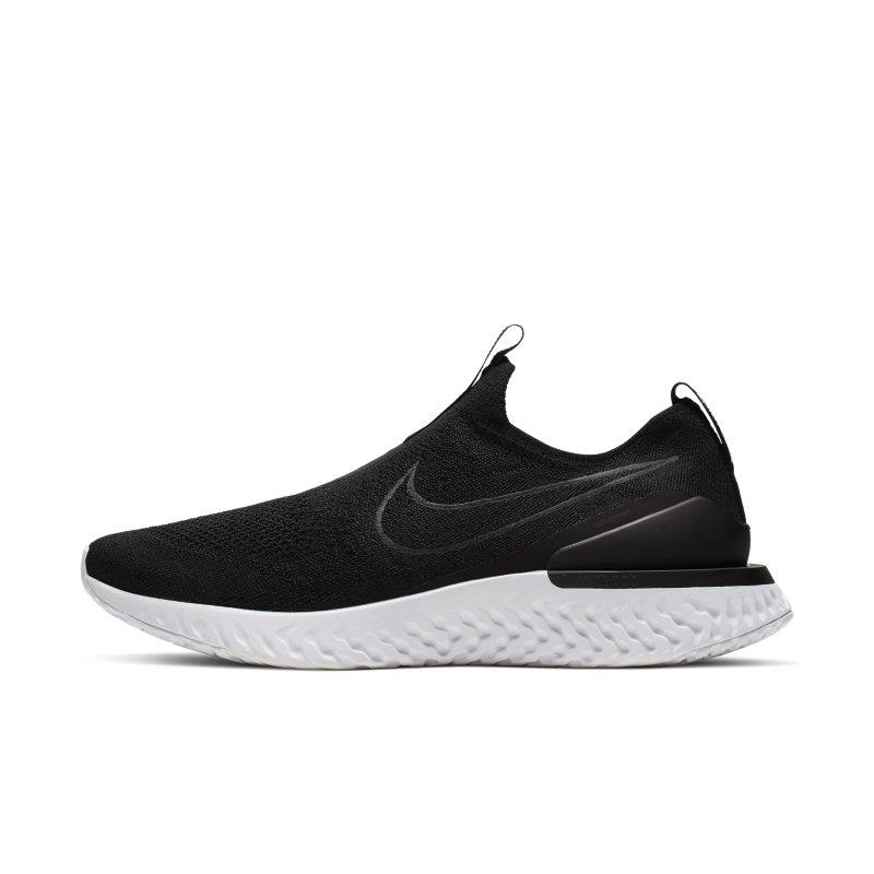 Nike Epic Phantom React Flyknit Zapatillas de running - Hombre - Negro