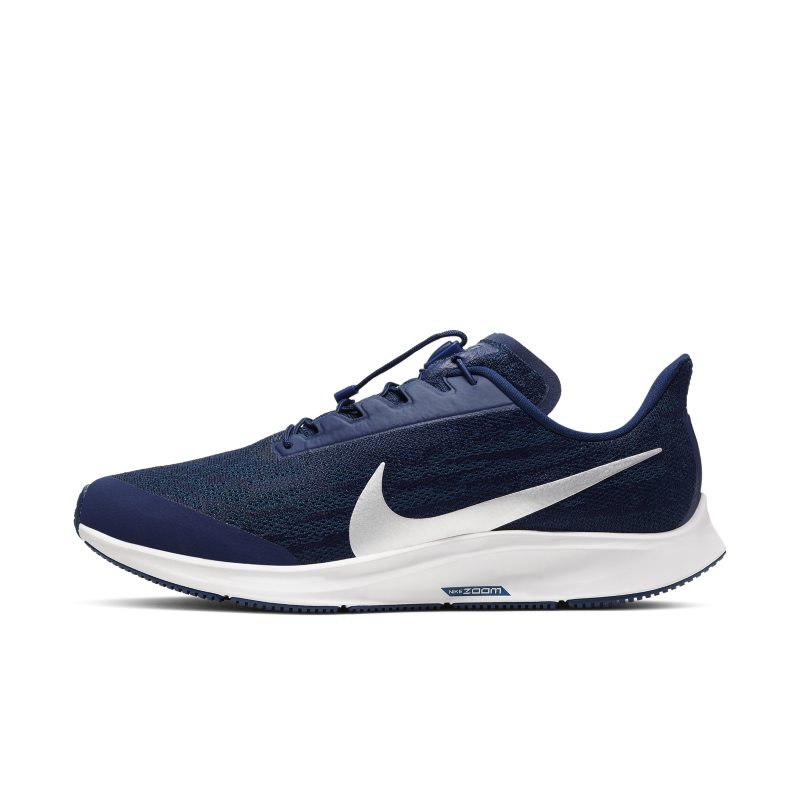 Nike Pegasus 36 FlyEase (Extra Wide) Zapatillas de running - Hombre - Azul