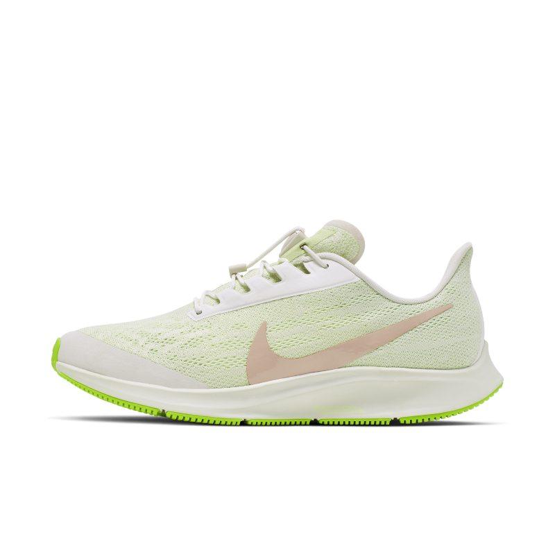 Nike Air Zoom Pegasus 36 FlyEase Zapatillas de running - Mujer - Crema