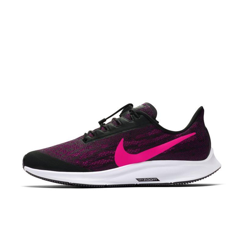 Nike Air Zoom Pegasus 36 FlyEase Zapatillas de running - Mujer - Negro