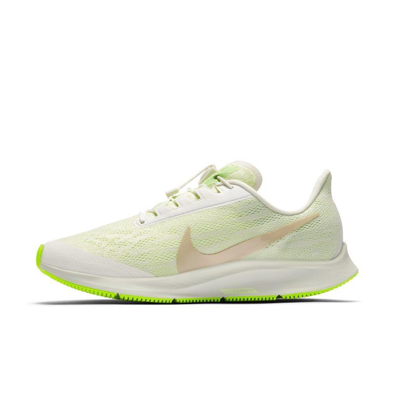 Nike Air Zoom Pegasus 36 FlyEase Zapatillas de running (anchas) - Mujer - Crema