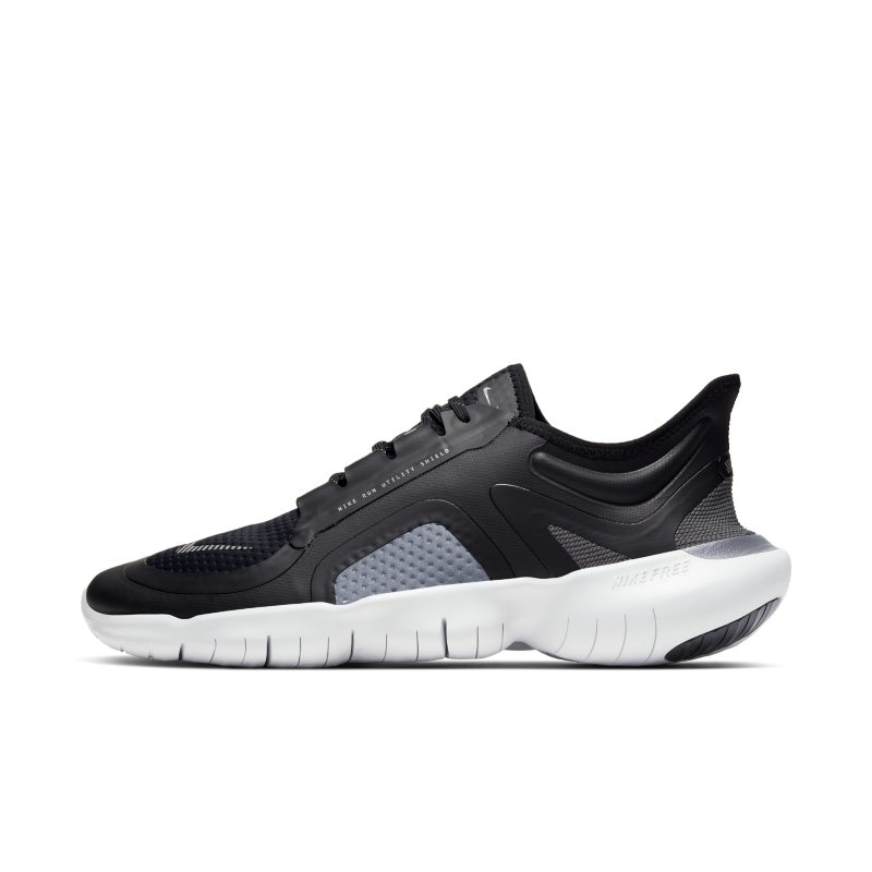 Nike Free RN 5.0 Shield Zapatillas de running - Hombre - Negro