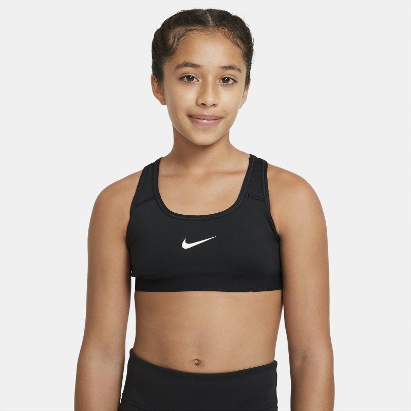 Nike Sujetador deportivo - Niña - Negro