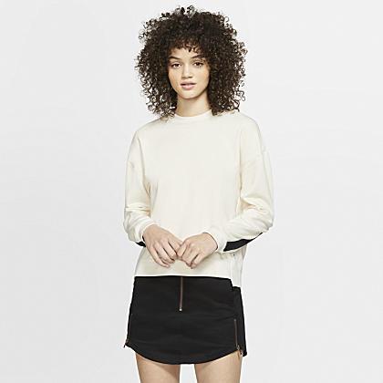 Hurley Chill Dolman Women's Fleece Crew. Nike AE