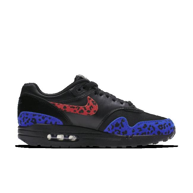 Nike Air Max 1 damessneaker zwart