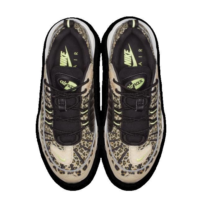 Nike Air Max 98 damessneaker bruin