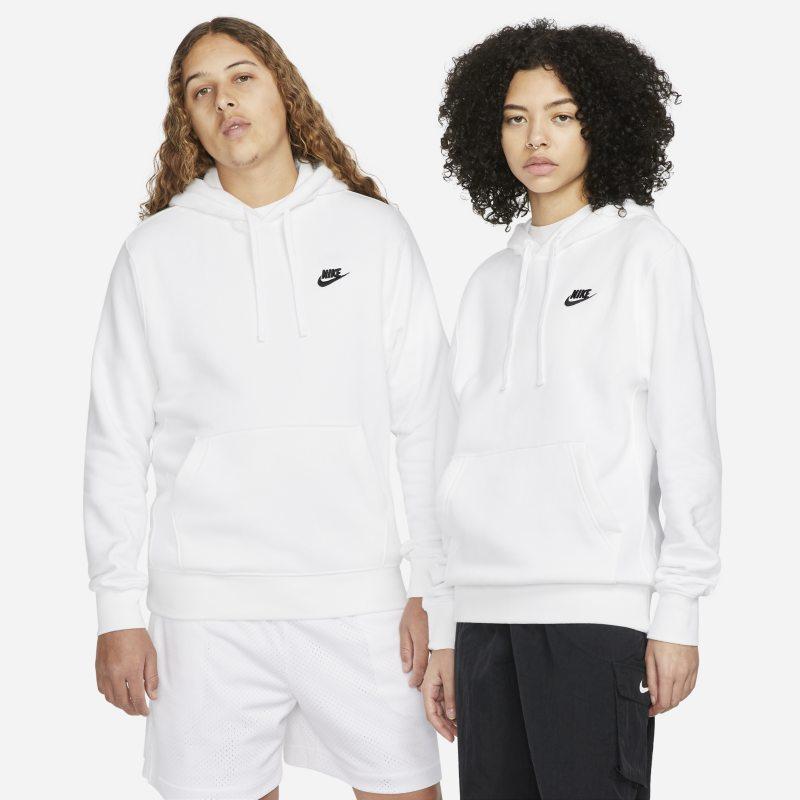 Nike Sportswear Club Fleece Hoodie - Wit