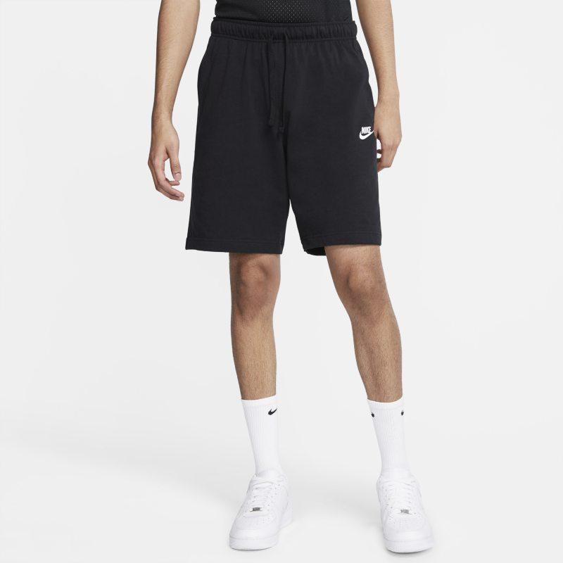 Nike Sportswear Club Herenshorts - Zwart