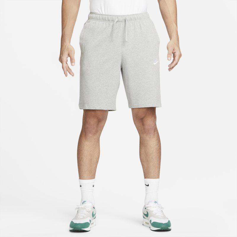 Nike Sportswear Club Herenshorts - Grijs