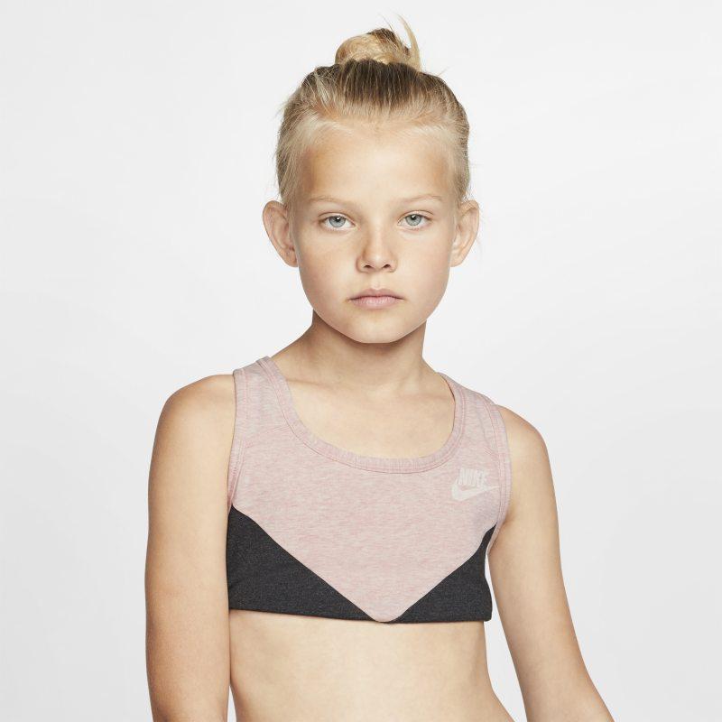 Nike Sujetador deportivo - Niña - Rosa