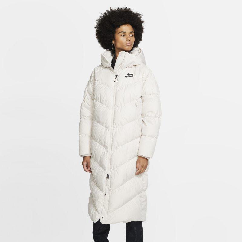 Nike Nike Sportswear Womens Parka - White