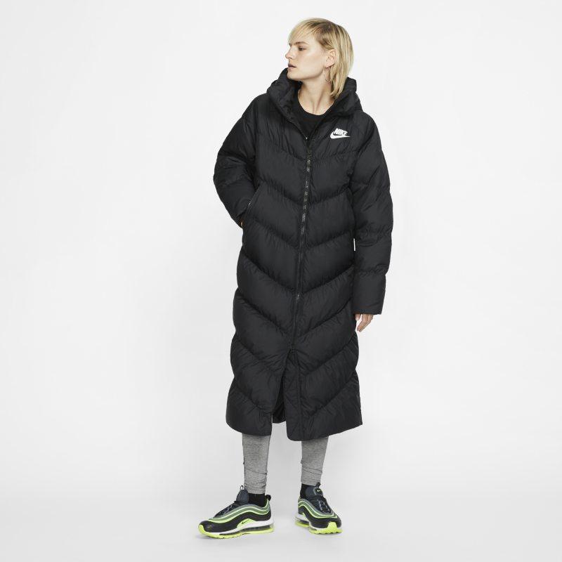 Nike Nike Sportswear Womens Parka - Black