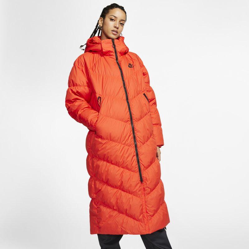 Nike Nike Sportswear Womens Parka - Orange