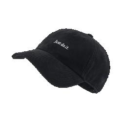 <ナイキ(NIKE)公式ストア>ナイキラボ H86 JDI キャップ BV3032-010 ブラック 30日間返品無料 / Nike+メンバー送料無料画像