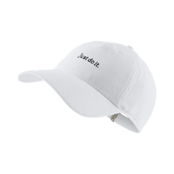 <ナイキ(NIKE)公式ストア>ナイキラボ H86 JDI キャップ BV3032-100 ホワイト 30日間返品無料 / Nike+メンバー送料無料画像