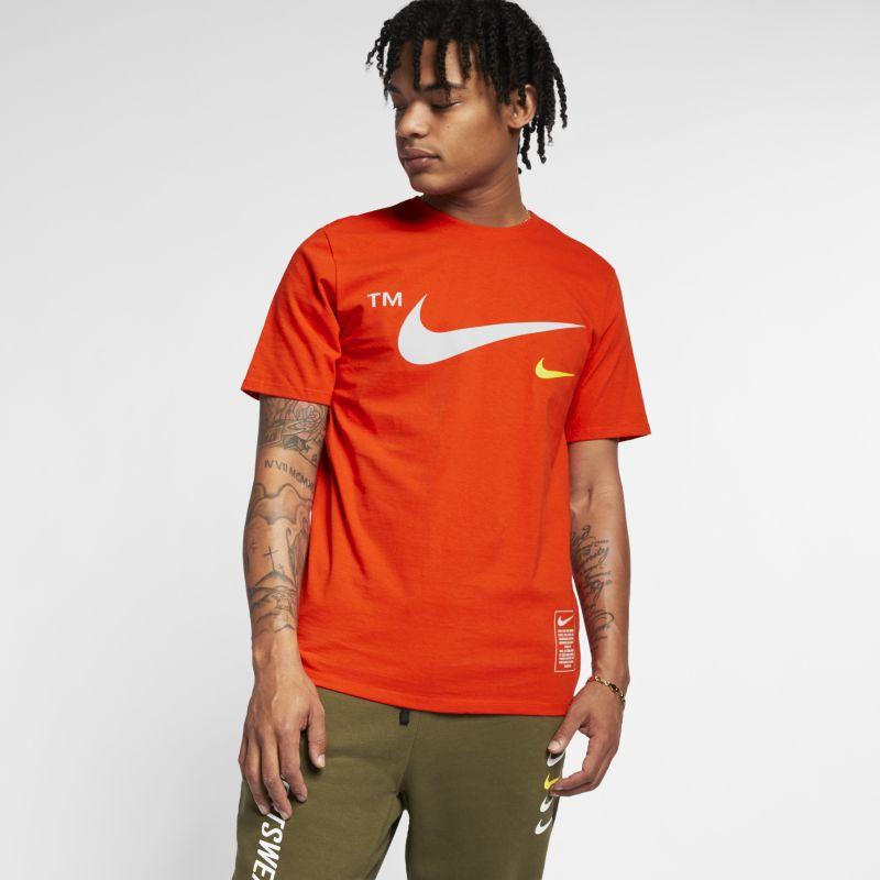 <ナイキ(NIKE)公式ストア>ナイキ スポーツウェア メンズ Tシャツ BV3061-891 オレンジ