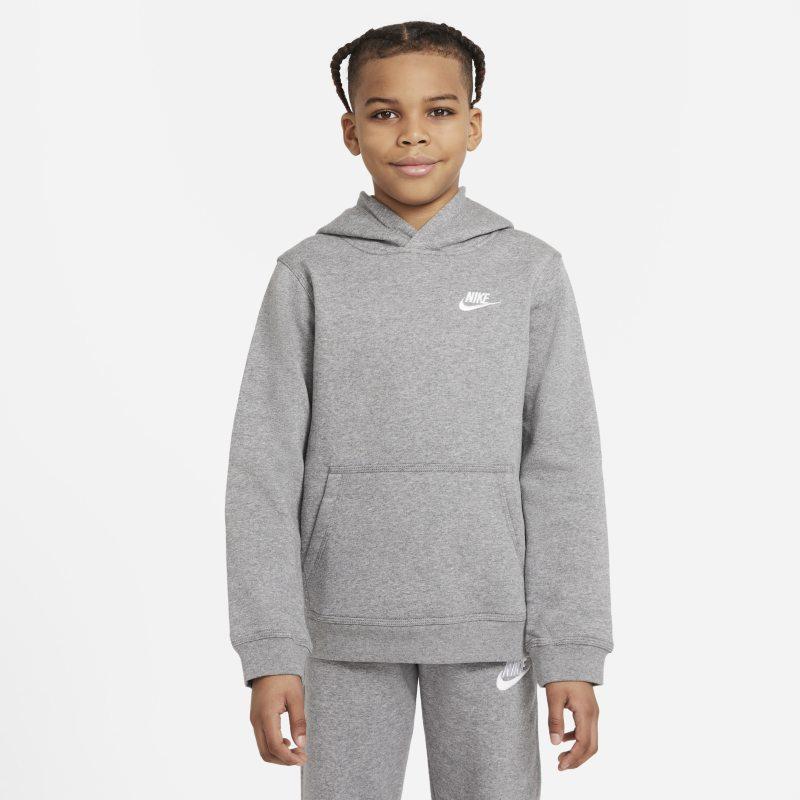 Nike Sportswear Club Hoodie voor kids - Grijs