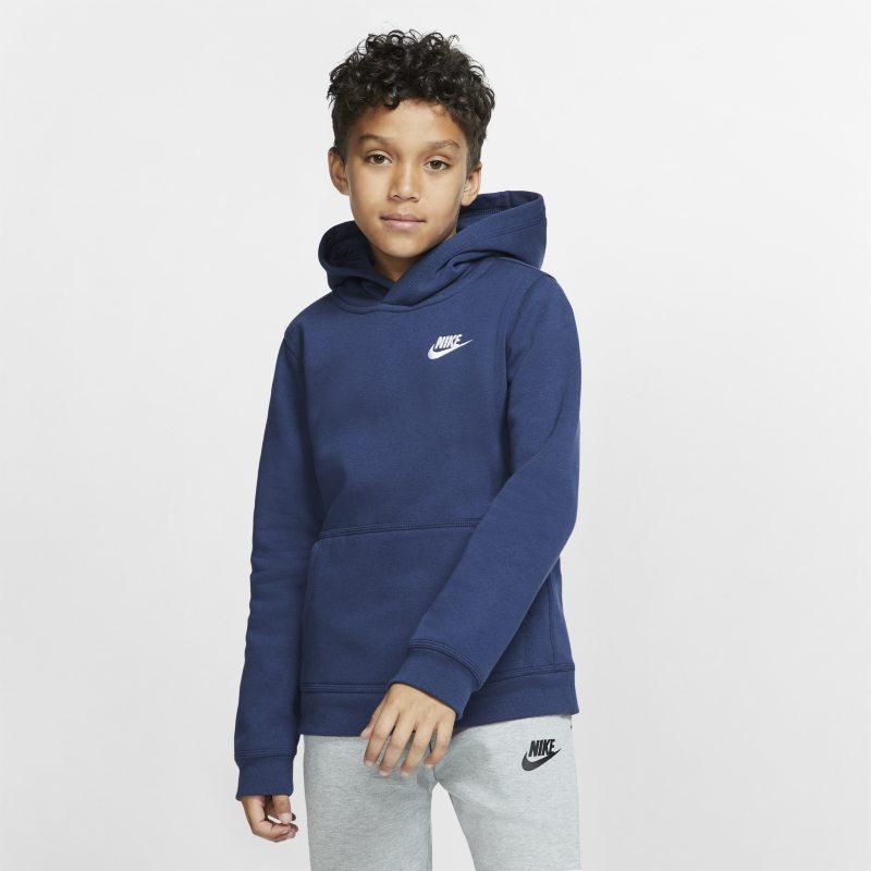 Nike Sportswear Club Hoodie voor kids - Blauw
