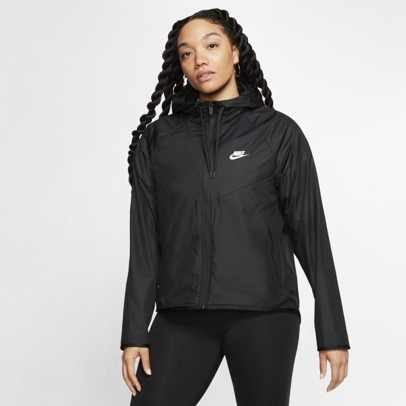 Nike Sportswear Windrunner Damesjack - Zwart