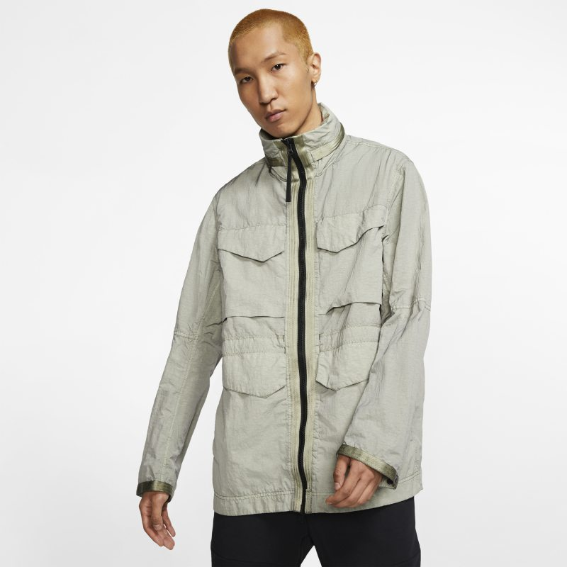 Nike Nike Sportswear Tech Pack Mens Jacket - Olive