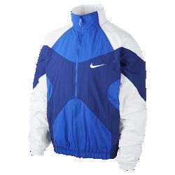 最新2020年2月新着!29%OFF!<ナイキ(NIKE)公式ストア>ナイキ スポーツウェア メンズ ウーブン ジャケット BV5211-405 ブルー画像