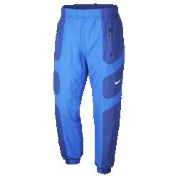最新2020年2月新着!20%OFF!<ナイキ(NIKE)公式ストア>ナイキ スポーツウェア メンズ ウーブン パンツ BV5216-455 ブルー画像