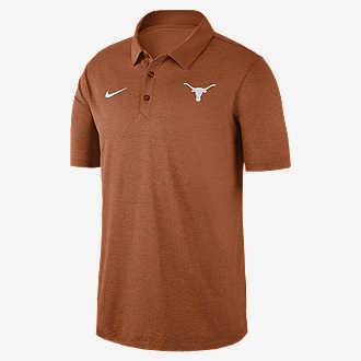 0a248301 Nike College Dri-FIT (Texas). Men's Polo