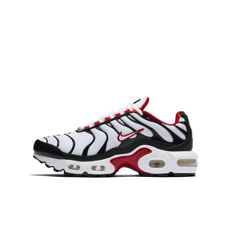 Nike Air Max Plus Schuh für ältere Kinder Schwarz