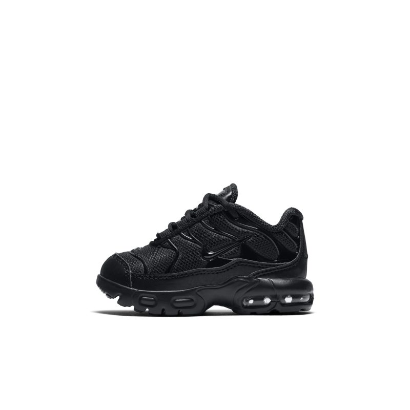 Nike Air Max Plus Schoen voor baby's/peuters - Zwart
