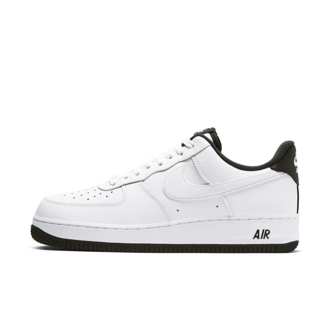 Nike Air Force 1 '07 Men's Shoe Size 10.5 (White/White ...