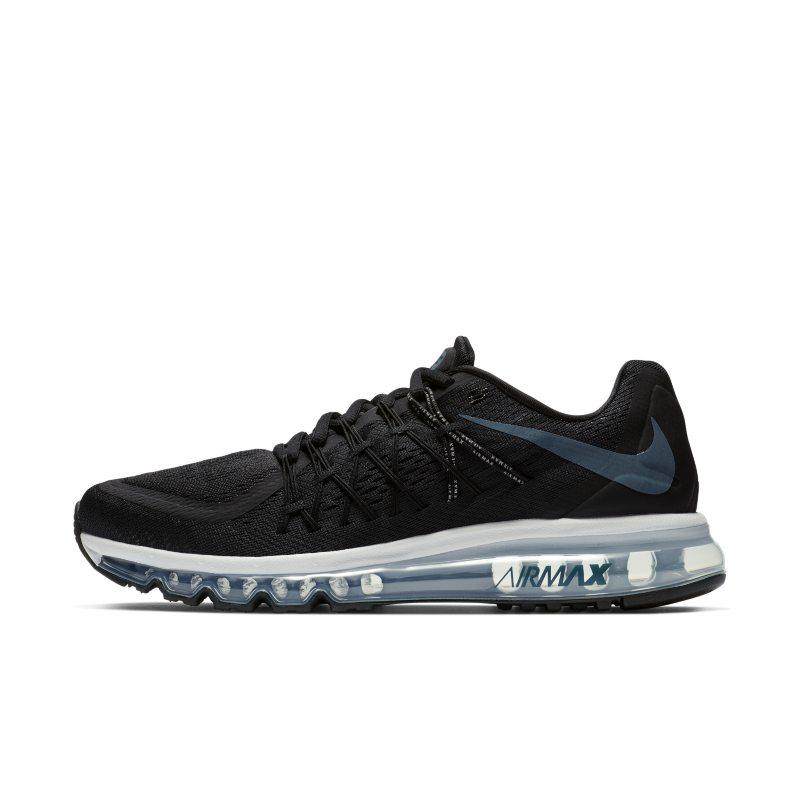 Nike Air Max 2015 herensneaker zwart
