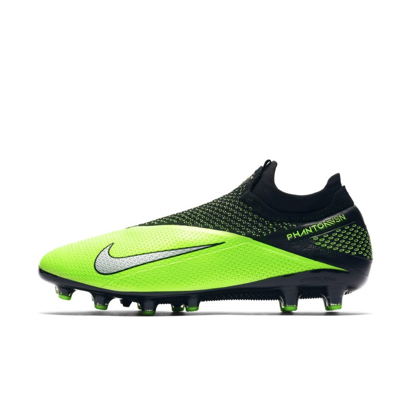 Nike Nike Phantom Vision 2 Elite Dynamic Fit AG-PRO Artificial-Grass Football Boot - Black