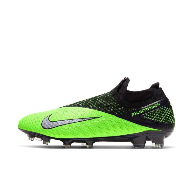 Nike Nike Phantom Vision 2 Elite Dynamic Fit FG Firm-Ground Football Boot - Black