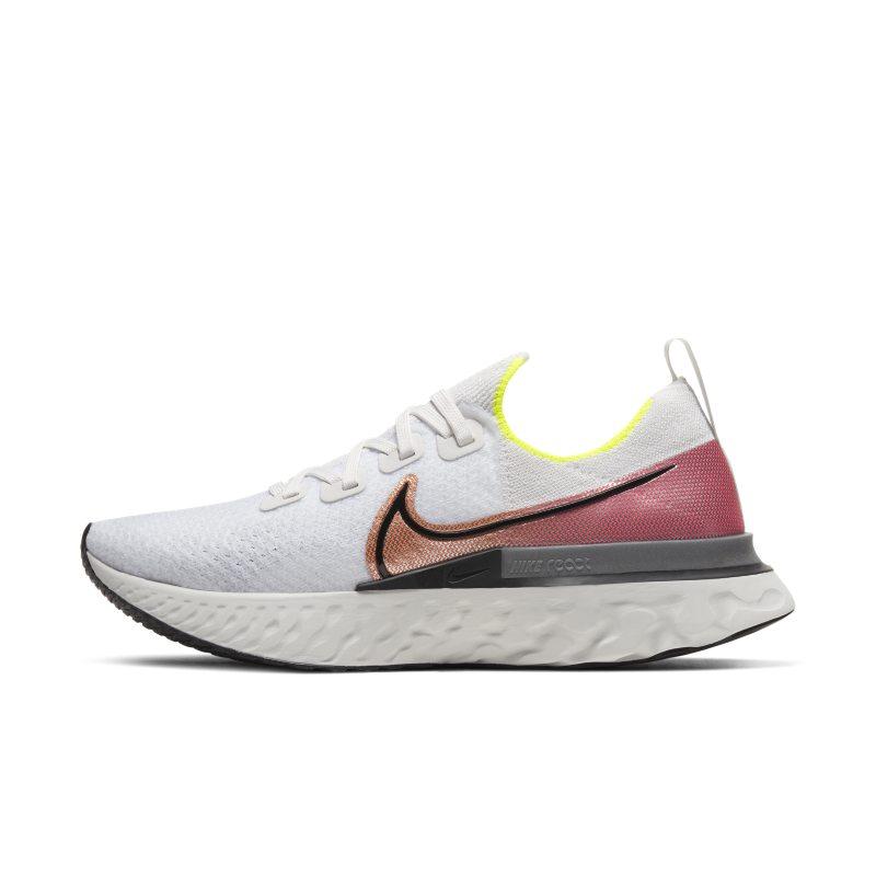 Nike React Infinity Run Flyknit Zapatillas de running - Hombre - Plata