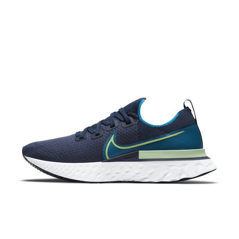 Nike React Infinity Run Flyknit Zapatillas de running - Hombre - Azul