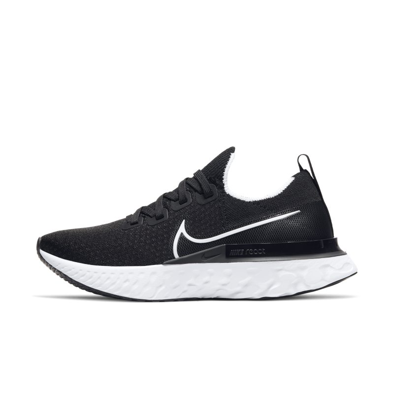Nike React Infinity Run Flyknit Zapatillas de running - Mujer - Negro