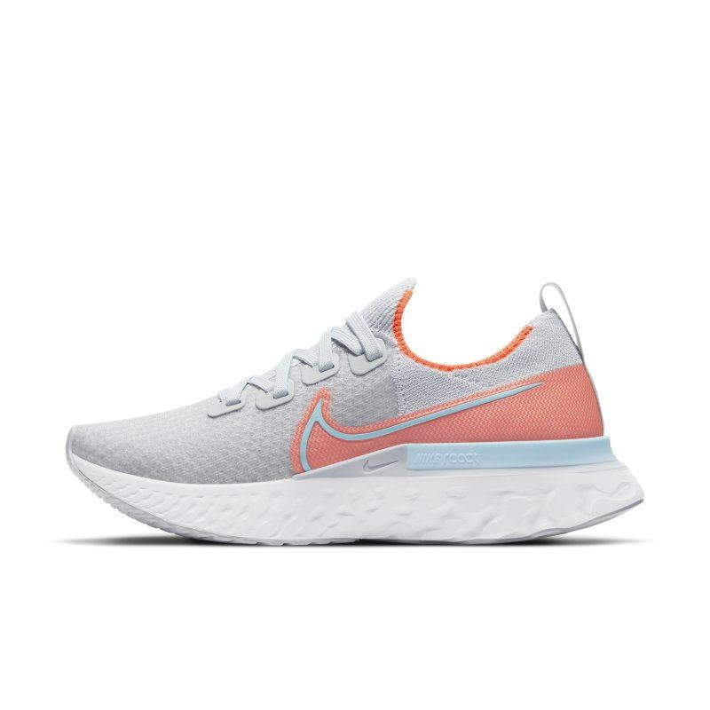 Nike React Infinity Run Flyknit Zapatillas de running - Mujer - Gris
