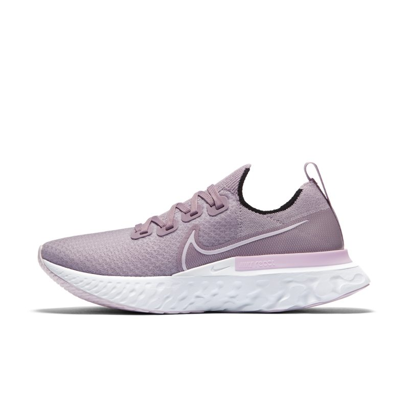 Nike React Infinity Run Flyknit Zapatillas de running - Mujer - Morado