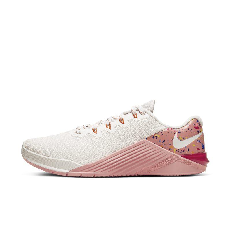 Nike Metcon 5 AMP Zapatillas de entrenamiento - Crema