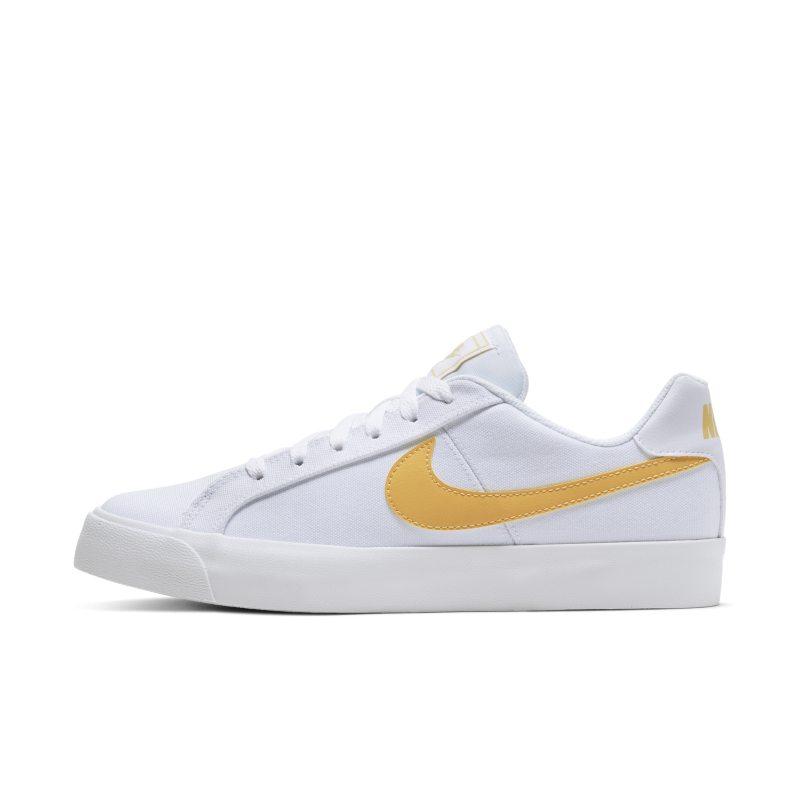 Sneaker Nike Nike Court Royale AC Canvas Zapatillas - Mujer - Blanco
