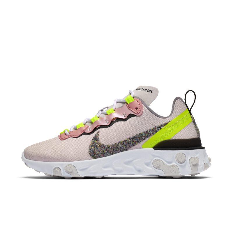 Nike React Element 55 Premium Damenschuh Pink