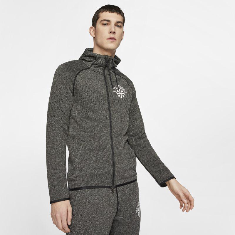 Nike Nike x Gyakusou Knit Mens Hoodie - Black